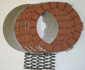 Readspeed Supergrip Lambretta 5 Plate Clutch Kit